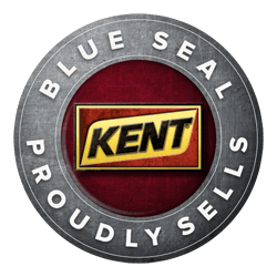 Blue Seal proudly sells Kent products