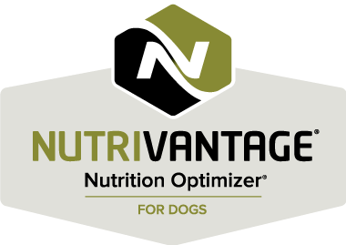 nutrivantage for dogs logo